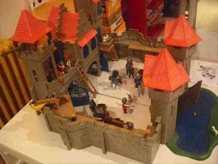 chateau, playmobil
